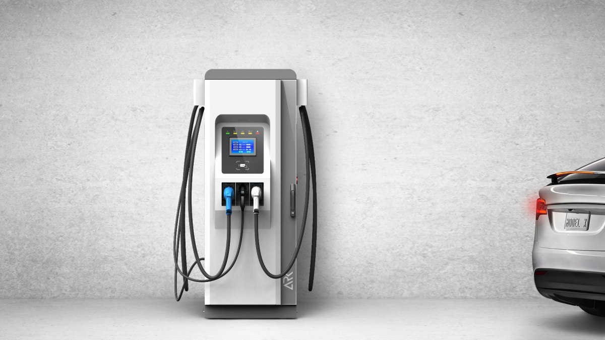 160kW DC EV Charger G160