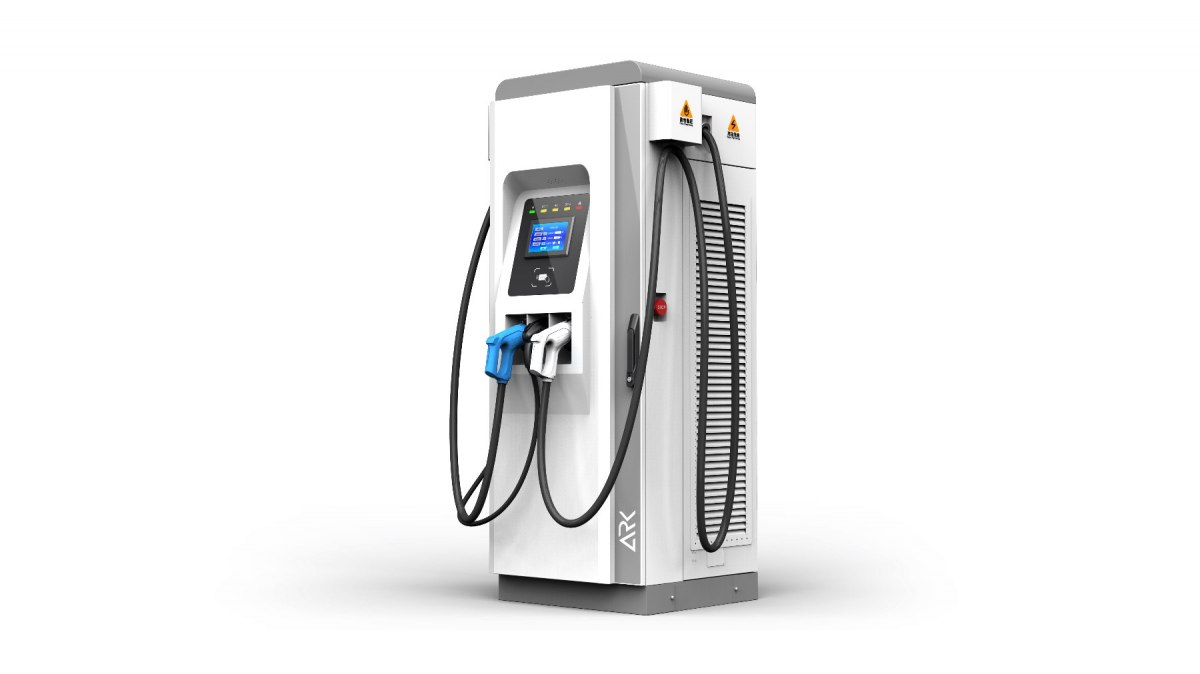 120kW DC EV Charger G160